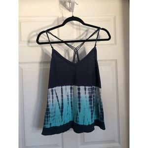American Eagle Outfitters Tie Dye Tank